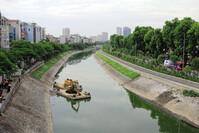 Hà Nội đề xuất dẫn nước sông Hồng 'hồi sinh' sông Tô Lịch