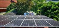 Đằng sau 'cơn sốt' điện mặt trời mái nhà ở Tây Nguyên