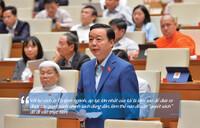 Bộ trưởng Trần Hồng Hà: Bảo vệ môi trường là trụ cột của phát triển bền vững