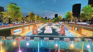 Phiêu lưu với dự án 'công viên hóa' sông Tô Lịch