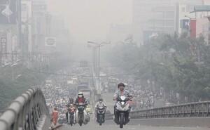 Bộ trưởng Trần Hồng Hà: Ô nhiễm không khí chủ yếu do chỉ số bụi mịn tăng cao