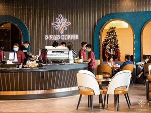 Khai trương một cơ sở của chuỗi thương hiệu 5 sao S-Plus Coffee
