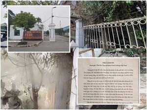 Người dân TP.Thái Bình gửi thư cảm ơn TC Kinh tế Môi trường về loạt bài phản ánh công ty gây ô nhiễm