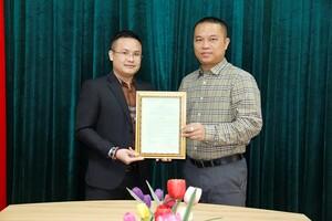 Tạp chí Kinh tế Môi trường bổ nhiệm vị trí Trưởng ban Truyền thông và Thương hiệu