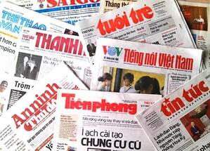 Quy định mới về cấp giấy phép hoạt động báo chí