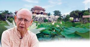 Thầy Thích Huyền Diệu: Việt Nam cần đi tiên phong về giáo dục bảo vệ môi trường