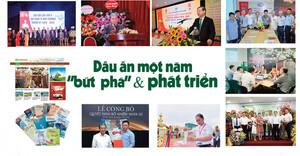 TW Hội Kinh tế Môi trường Việt Nam: Dấu ấn một năm bứt phá và phát triển