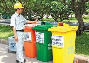 Đẩy mạnh phong trào phân loại rác thải tại nguồn