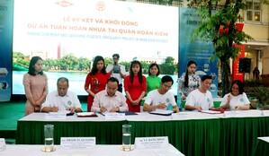 'Chung tay giảm thiểu rác thải – Bảo vệ nguồn nước'