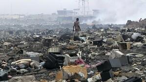 Rác thải điện tử nguy hại cho môi trường