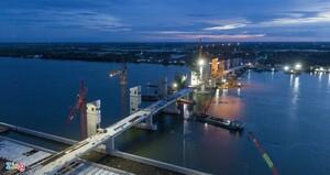 Ngày đêm trên đại công trường thủy lợi lớn nhất nước