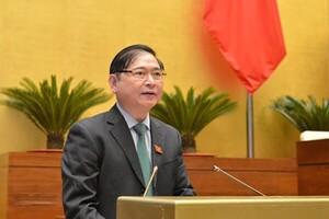 Chương trình hành động của ứng cử ĐBQH khóa XV - Chủ tịch VUSTA, TSKH Phan Xuân Dũng