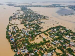 Biến đổi khí hậu: Thế giới đang tiến đến điểm 'không thể quay đầu'