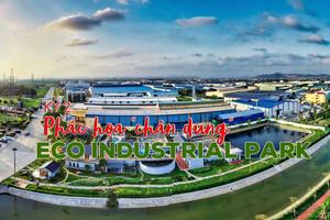 [eMagazine] Kinh tế tuần hoàn nhìn từ KCN Nam Cầu Kiền: Chân dung Eco-Industrial Park (Kỳ 2)