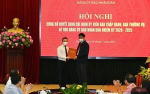 Tổng Biên tập Lê Quốc Minh được chỉ định giữ chức Bí thư Đảng ủy Báo Nhân Dân