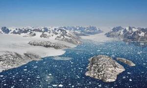 Bắc Cực: Lần đầu tiên xuất hiện mưa trên đỉnh Greenland