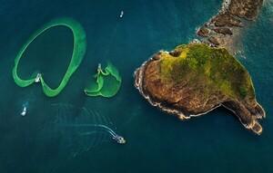 Ô nhiễm vi nhựa từ sợi dây dùng trong lĩnh vực hàng hải