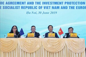 Hiệp định EVFTA: Chính phủ sẽ tạo thuận lợi cho doanh nghiệp tiếp cận cơ hội