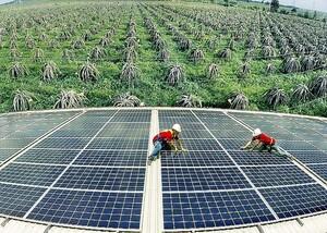Điện mặt trời chính thức được ban hành giá mới