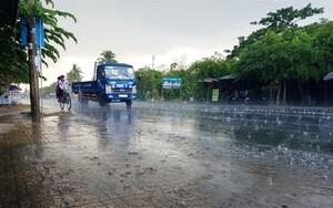 ĐBSCL đón cơn mưa 'vàng' giữa cao điểm hạn mặn