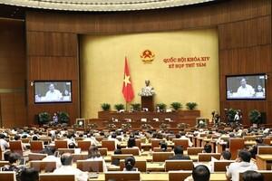 Quốc hội: Xử lý nghiêm hành vi vi phạm pháp luật về môi trường