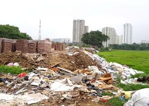 Hà Nội: Tìm giải pháp xử lý 2.000 tấn chất thải rắn xây dựng mỗi ngày