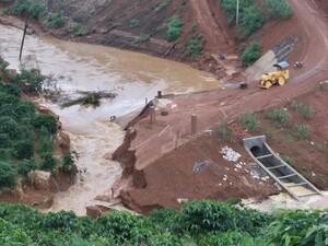 Mưa lũ gây thiệt hại hàng chục tỉ đồng ở Đắk Nông