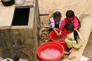 Lào Cai: Nỗ lực cấp nước sạch về nông thôn