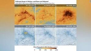 Không khí ở nhiều nước giảm ô nhiễm vì thực hiện cách ly chống Covid-19